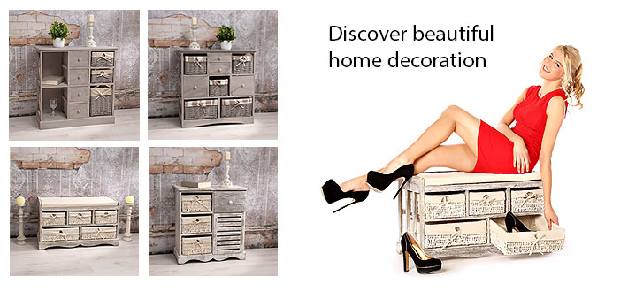 Benches Chest of Drawers Home Decoration