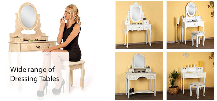 Dressing Tables Vanity Tables